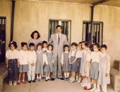 """حفيدة صدام حسين تنشر صورة قديمة له: """"عندما تحنون لمن تحبون أدعوا لهم"""""""