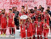 الترتيب النهائى للدوري الألماني والهدافين لموسم 2016 - 2017