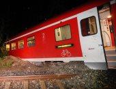 إصابة 100 شخص جراء تصادم قطارين بجنوب إفريقيا