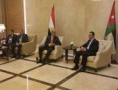 رئيس قبرص يوجه الدعوة للرئيس السيسي لزيارة بلاده لبحث سبل تعزيز التعاون