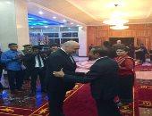 """السفير المصرى بإندونيسيا يشارك فى حفل تنصيب رئيس """"تيمور الشرقية"""""""