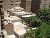 شكوى من وجود مدافن وسط المنازل السكنية بقرية العزبة فى سوهاج