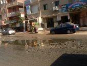 شكوى من انتشار مياه المجارى والذباب بقرية طموه بالجيزة..والأهالى يطالبون بتدخل المحافظة