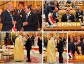 السيسي بالقمة الإسلامية الأمريكية :  الإرهاب يهدد العالم.. ومصر تخوض حربا ضده