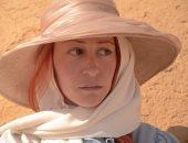"""منة شلبى تغير لون شعرها لأجل الزوجة الأيرلندية فى """"واحة الغروب"""""""