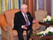 الرئيس العراقى: ملتزمون بدعوة البرلمان المنتخب للانعقاد فى التوقيت المعلن