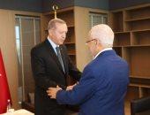 زعيم إخوان تونس يزور تركيا ويلتقى أردوغان بعيدا عن الإعلام
