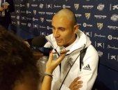 نافاس يتضامن مع مرضى السرطان ويحلق شعره بعد الفوز بالليجا