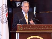 عمرو موسى: لا يمكن حل القضية الفلسطينية بمعزل عن المبادرة العربية