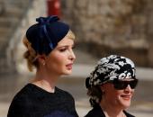 """بالصور.. قبعة """"إيفانكا ترامب"""" اليهودية تلفت الأنظار خلال زيارتها تل أبيب"""