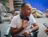 """شريف البندارى يعلن الانتهاء من تصوير """"الجماعة 2"""" ويوجه الشكر لفريق العمل"""