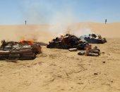 CNBC: خبراء أمريكيون يوصون بدعم مصر فى حربها ضد الإرهاب