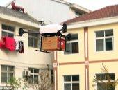الصين تطور طائرات بدون طيار لنقل البضائع الثقيلة للمناطق النائية