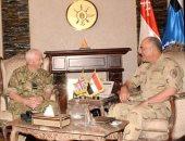 المتحدث العسكرى: رئيس الأركان يلتقى مدير المخابرات العسكرية البريطانية