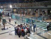 ضبط راكب بمطار القاهرة حاول تهريب مشغولات ذهبية بقيمة نصف مليون جنيه