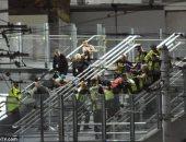 وزير الخارجية الإماراتى يقف دقيقة حداد تضامنا مع ضحايا مانشستر