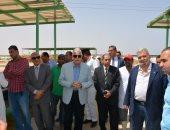 بالصور.. محافظ جنوب سيناء يفتتح منفذا لبيع اللحوم للمواطنين بطور سيناء