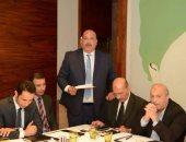 محمد عادل حسنى رئيسا للجمعية المصرية المغربية لرجال الأعمال