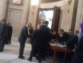 بدء أعمال الجمعية العمومية لمحكمة النقض لاختيار أعضاء جدد وتوزيع العمل