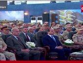 """السيسي للمصريين: """"عارف أنكم بتعانوا.. وبلدنا تستحق أننا نستحمل شوية"""""""