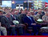 بث مباشر لافتتاح الرئيس السيسي عدد من المشروعات القومية بدمياط