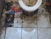 قارئ يرسل شكوى من تدهور دورات مياه مستشفى جامعة أسيوط