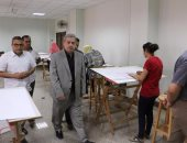 رئيس جامعة بنى سويف: 235 حالة غش فى امتحانات الفصل الدراسى الثانى