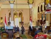الرئيس السيسي: مصر لا تتآمر ضد السودان أو أى دولة أخرى