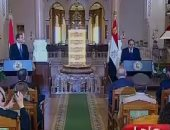 السيسي لمستشار النمسا: مصر ملتزمة بمواجهة خطر الإرهاب والتطرف