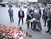 شيخ الأزهر من موقع حادث الدهس بألمانيا: الأديان بريئة من الإرهاب