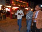 بالصور ..سفير الهند يزور مدينة دهب