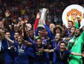 مانشستر يونايتد يسيطر على القائمة الأفضل بالدوري الاوروبي بالموسم الحالى