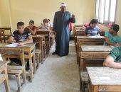 الطلاب يشيدون بالبوكليت فى أول أيام القسم الأدبى للثانويه الأزهرية