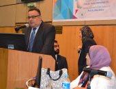 """نائب رئيس جامعة الإسكندرية يفتتح مؤتمر """"تحديات فيروس سى فى مصر"""""""