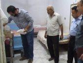 بالصور.. ضبط أدوية منتهية الصلاحية داخل مركز طبى وحضانة غير مرخصة ببنى سويف