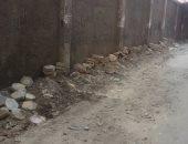 """بالفيديو.. سكان شارع مدرسة الحداد بالوراق: """"الحى كسر شارعنا ومرجعهوش زى الأول"""""""
