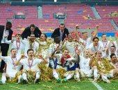 فريق كوبنهاجن لكرة القدم يأمل حضور 10 آلاف مشجع فى زمن كورونا