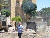 بالصور.. السكرتير المساعد للإسماعيلية يتابع حملات النظافة العامة