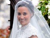 """ما لا تعرفه عن مجوهرات العروس بيبا ميدلتون.. """"ارتدت أقراطها فى زفاف كيت"""""""