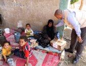 """الإمارات تدشن حملة مكافحة """"الكوليرا"""" وعلاج المصابين فى محافظة تعز اليمنية"""