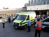 إسعاف كفر الشيخ يعلن حالة الطوارئ وانتشار 105سيارة بالطرق وأمام الحدائق