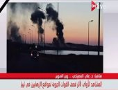 بعد قليل.. التلفزيون المصرى يذيع نتائج الضربة الجوية ضد معسكرات الإرهاب بليبيا