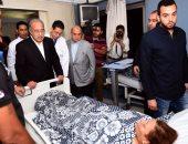 """""""صحة المنيا"""": تسليم جثامين شهداء حادث دير الأنبا صموئيل لذويهم"""