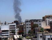 ننشر صور  حريق إمبابة.. ومحاولات الحماية المدنية السيطرة على النيران