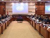 بالصور.. بدء اجتماع الحكومة لمراجعة الإجراءات النهائية لاسترداد أراضى الدولة