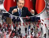 فيديو جراف..  تركيا × أرقام.. انهيار فى كل المجالات