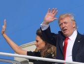 بالفيديو.. ترامب يستعرض رحلته الأولى الخارجية للمنطقة