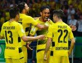 بوروسيا دورتموند بطلا لكأس ألمانيا للمرة الرابعة فى تاريخه