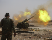 الحشد الشعبى العراقى يدمر 10 خنادق لداعش فى ديالى