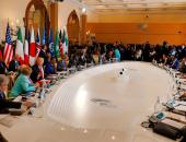 بالصور.. مجموعة السبع تعقد ثان اجتماعاتها بحضور قادة دول أفريقية